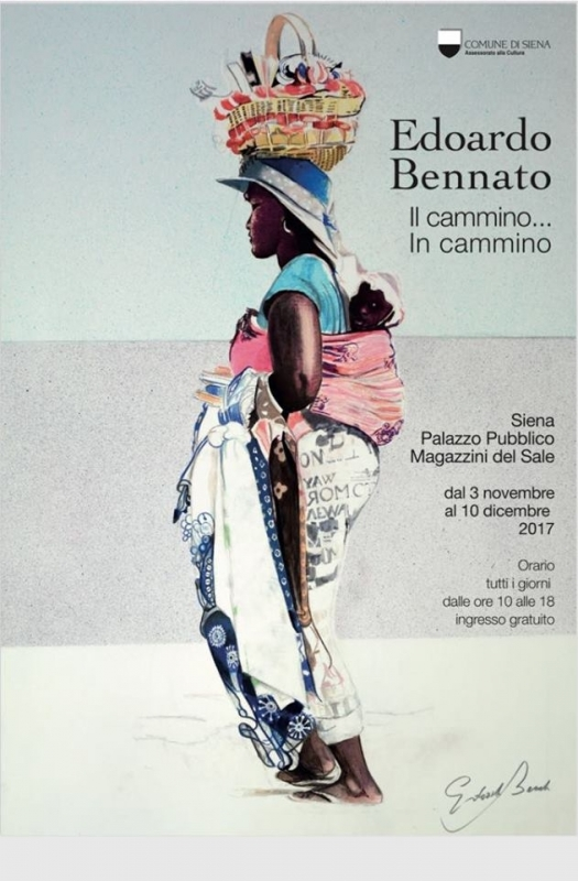 Mostra  IN CAMMINO... a Siena
